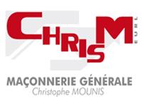 logo-Chris M Maçonnerie | Maçon - Couvreur - La Garnache - Challans