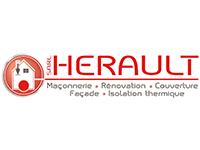 logo-Hérault Sarl | Maçon - Couvreur - Saint Laurent sur Sèvre - Cholet