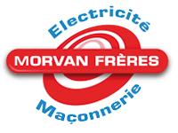 logo-Morvan Frères | Électricien - Domotique - Chauffage - Piriac sur Mer