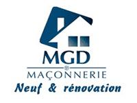 logo-MGD Anthony Devaud | Maçon Férel