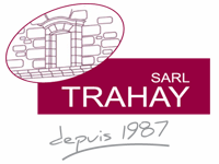 logo-Trahay Denis | Maçon - Taille de Pierre - Sainte Gemmes sur Loire