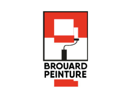logo-Brouard Peinture | Artisan Peintre Pont Saint Martin