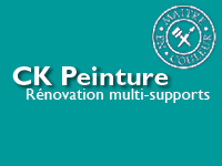 logo-CK Peinture | Artisan peintre Orvault